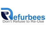 Refurbees Logo