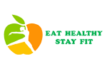 Eat Healthy Stay Fit Logo